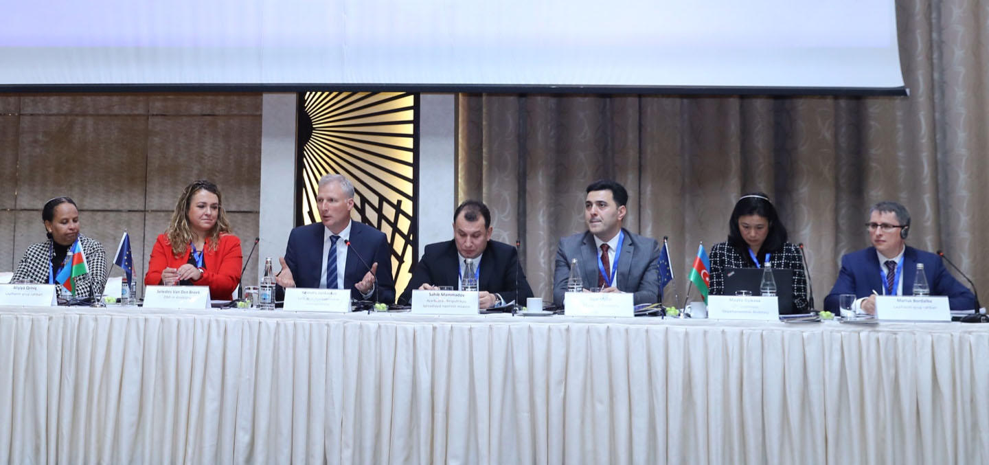"EU-funded project ""Support and Strengthening Capacity of WTO Department of Azerbaijani Ministry of Economy in WTO Accession Negotiations"" holds its final conference"