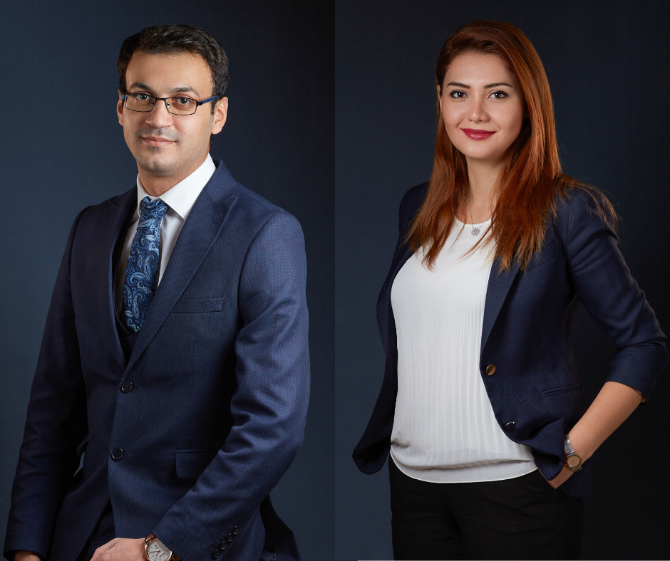 EKVITA appoints two new partners to its Legal Practice