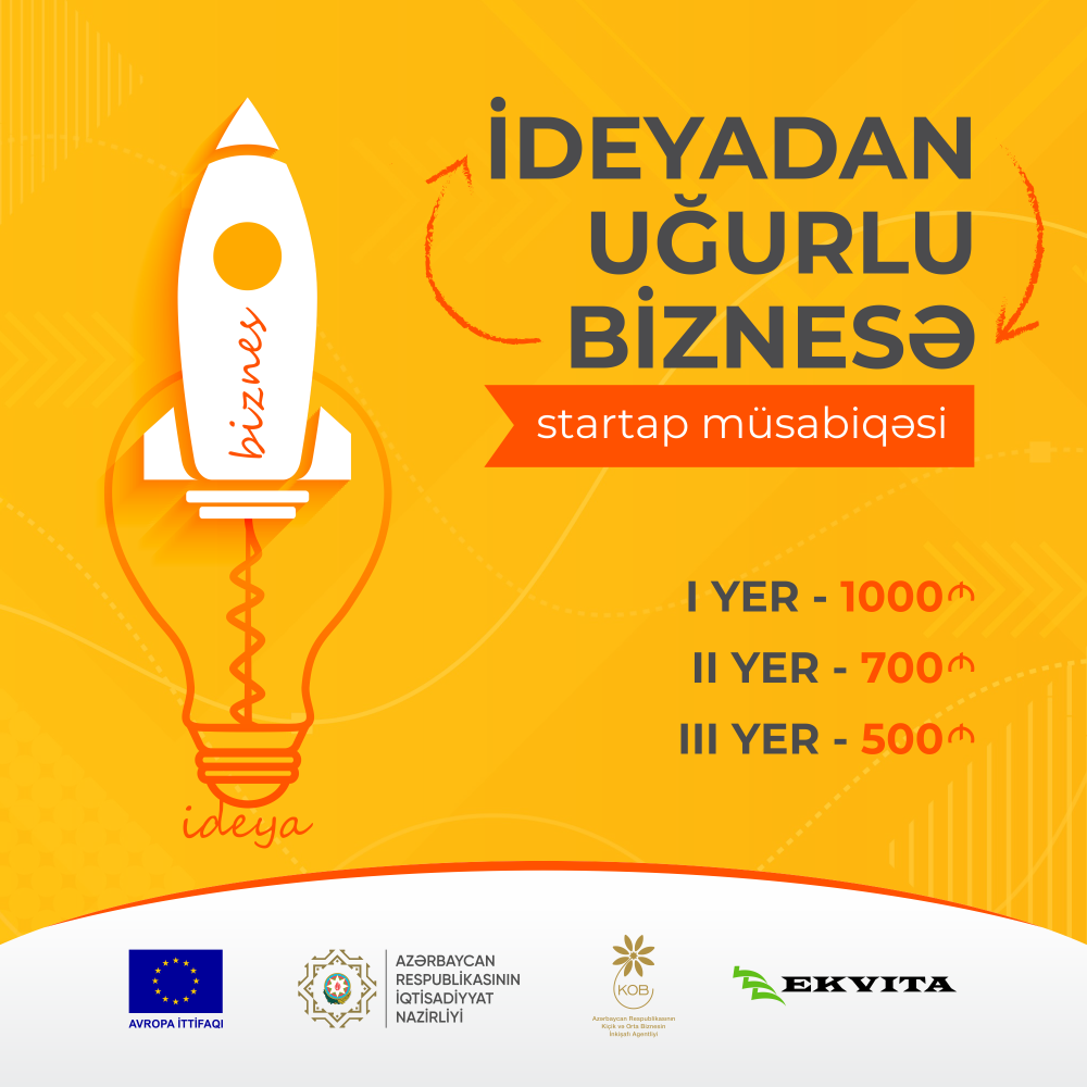 """The competition """"From idea to successful business"""" for startups has begun!"""